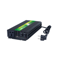 Meba 1200W 10A modified sine wave power inverter battery backup UPS1200