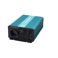 Meba 600W power inverter DC 12V AC 220V P600