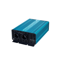 Meba power inverter 2000W 48V 220V pure sine wave for solar system P2000U