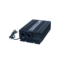 Meba power inverter with charger DC 24V UPS1500