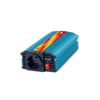Meba Pure Sine Wave DC to AC Power Inverter 200W with USB – P200U