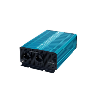 Meba true sine wave inverter 48v 2500w with soft start function P2500U