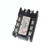 Meba Three Phase Solid State Relay MBGX-3D4840A