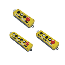 Meba Waterproof Push Button Control Box Switch LAY5-EPBS2