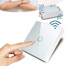 Smart Wireless Wifi Switch touch Wall Switch