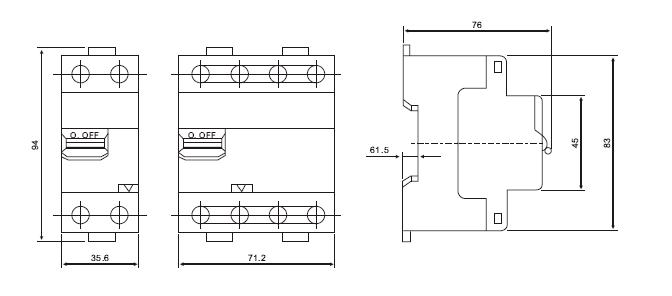 Meba RCCB Electrical Breaker MB - Elcb wiring diagram drawing
