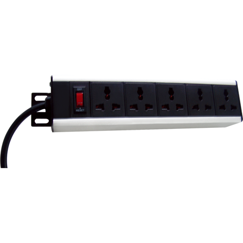 Meba electric outlet MS-5P-2035