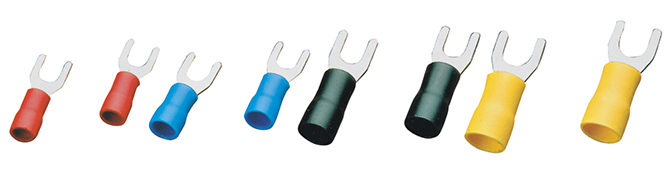 SV Series Insulated Spade Terminals Image