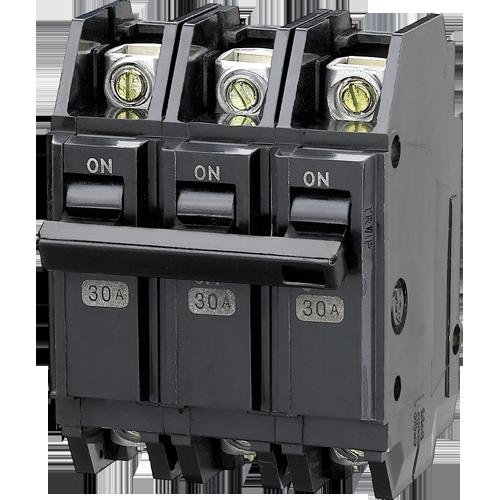 Meba circuit breaker type THQC