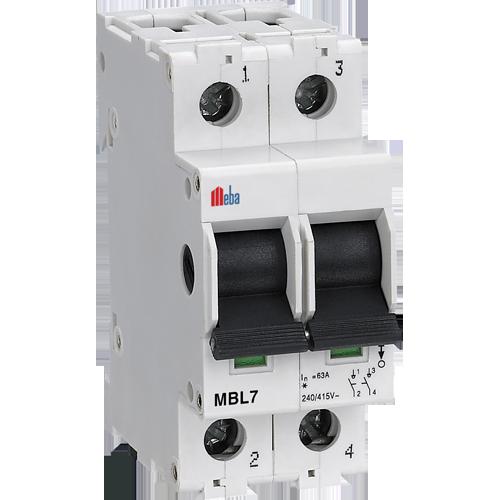 Meba insulator circuit breaker MBL7