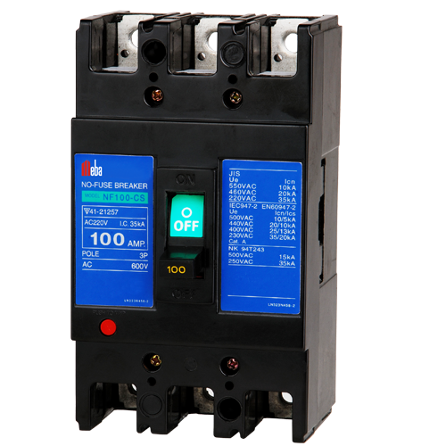 meba Moulded Case Circuit Breaker NF100CS