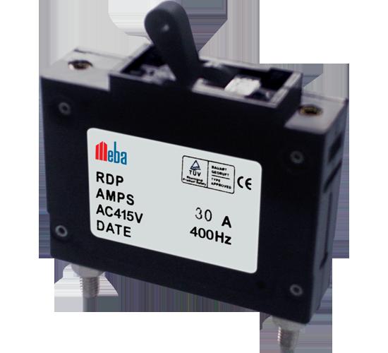 Meba RDP50 1P electric circuit breaker