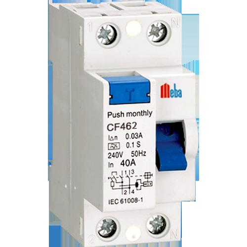 meba Residual Current Circuit Breakers CF462