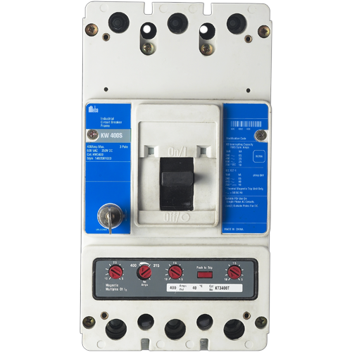 meba air circuit breakers KW 400S