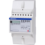 Meba-din rail mounted electricity meters-MB024SJ