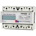 Meba-din rail power meter-MB021