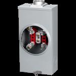 Meba-Electric Metal Meter Socket-GTFP200A4(RL)