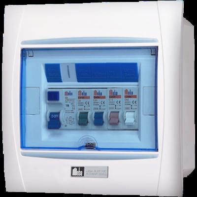 meba electrical box MBB4-6ways