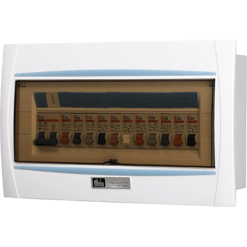 meba electrical service box MBC10-13ways