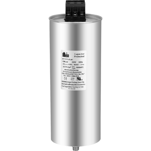 Meba-electrolytic capacitor-HY111-15KVAR