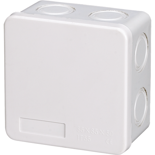Meba junction boxes BT85×85×50