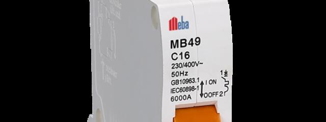 Meba mcb- rcd MB49