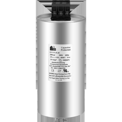 Meba-motor capacitor-HY111-20KVAR