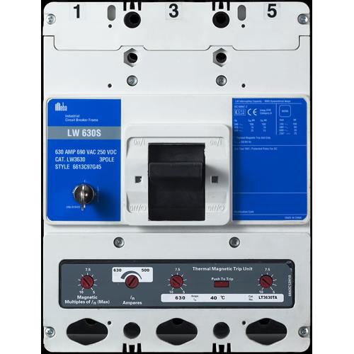 meba vacuum circuit breaker LW630S