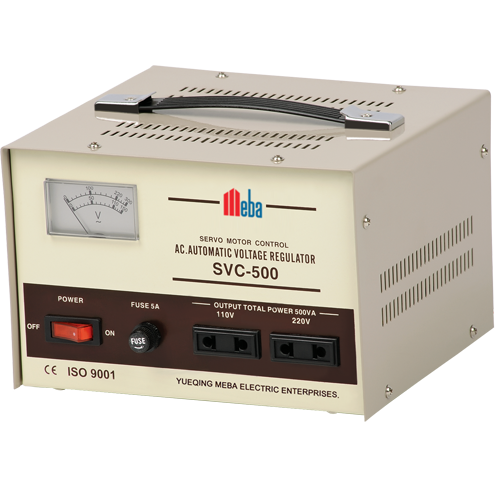 meba-voltage-stabilizer-svc-500va
