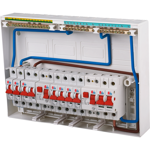 meba wiring electrical switch MBL6-63