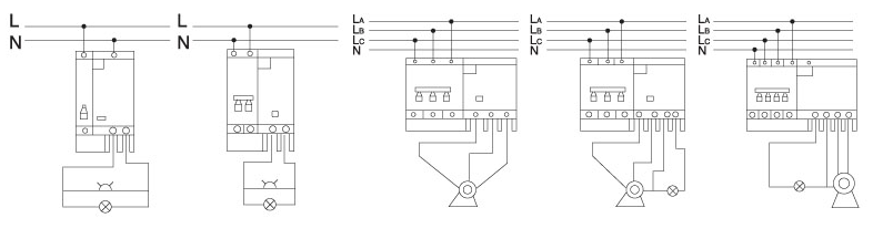 MBR416C Operation Principle