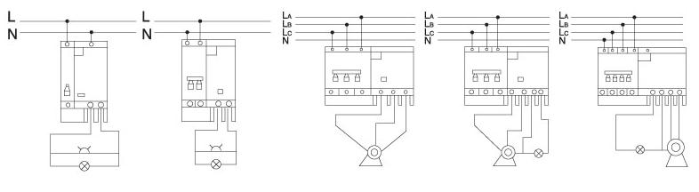 MBR416C Operation Principle