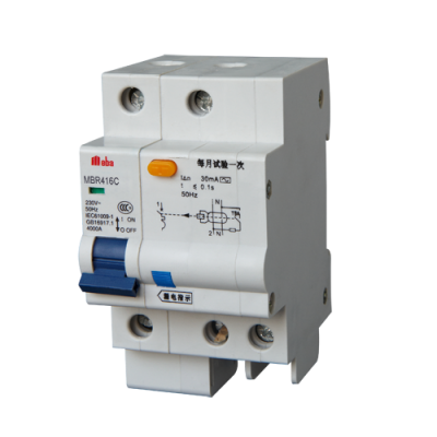 Meba earth leakage circuit breakers MBR416C