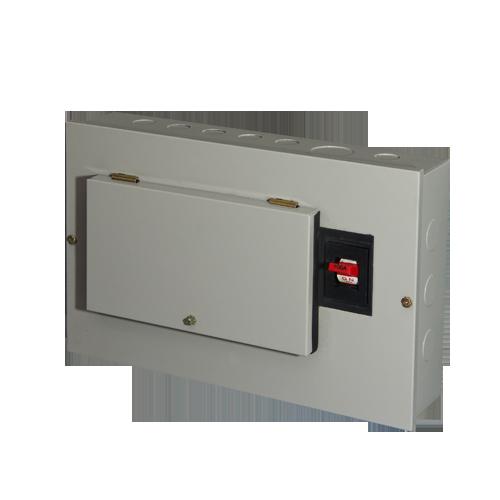 Meba electrical breaker panel MBM-8