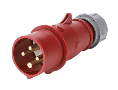 Meba industrial plugs and connectors-MN3301
