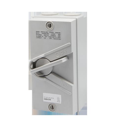 Meba isolator switch MBI35