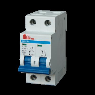 Meba mcb electrical MB526C