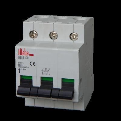 Meba mini circuit breaker MBI13-100