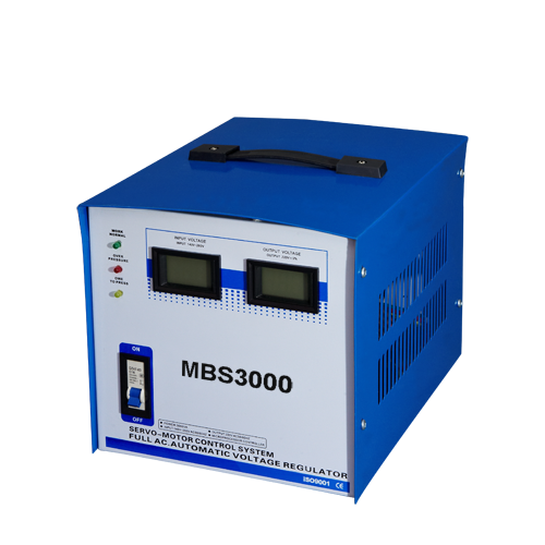 Meba Power Regulator SVC-E 3KVA