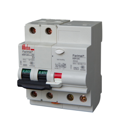 Meba rcd and rcbo MBR126C