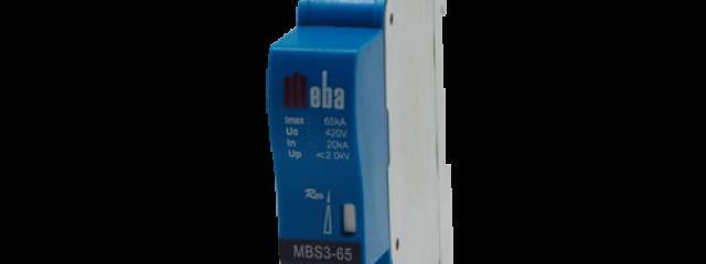 Meba surge protection device MBS3-65