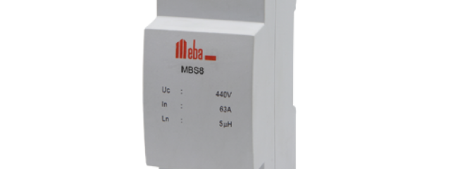 Meba surge protection devices MBS8
