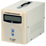 Meba LCD Voltage Regulator SVC-C 500VA