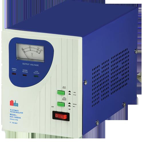 Meba Servo Stabilizer For Home SVC-P1000VA