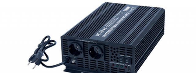 meba 2000w modified sine wave power inverter with built in charger UPS2000
