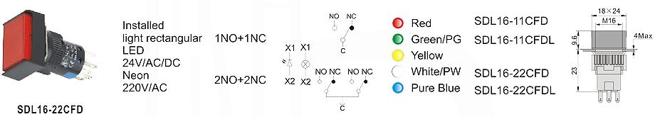 SDL16-22CFD