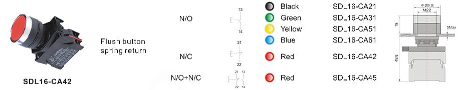 SDL16-CA42