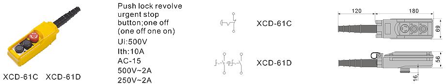 XCD-61C