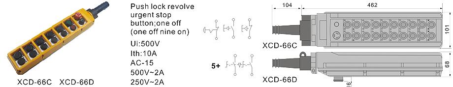 XCD-66C