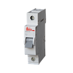MBI216C plug in circuit breaker with spring din-rail clip